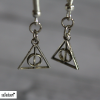 Deathly Hallows Ohrringe