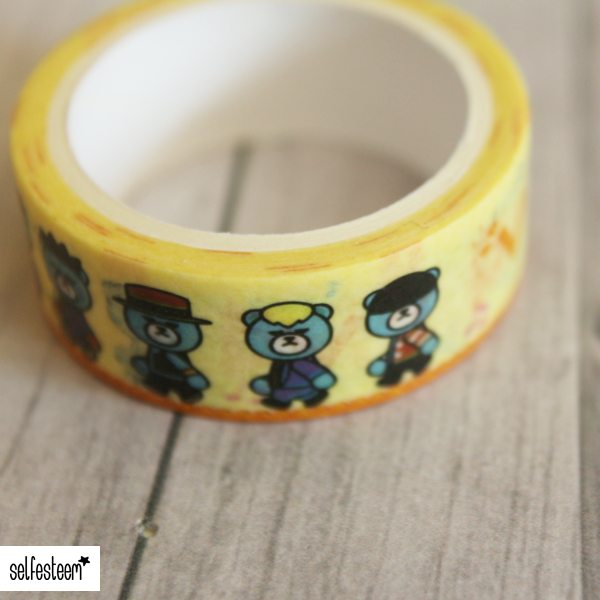 Big Bang Masking Tape